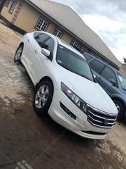 Honda Accord CrossTour 2011 EX-L AWD White | Cars for sale in Ogun State, Ijebu Ode