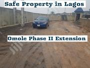 Lands For Sale At Omole Phase II Extension, Lagos | Land & Plots For Sale for sale in Lagos State, Kosofe