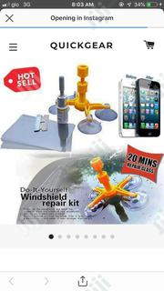 Windshield Crack Or Car Glass Repair Kits | Repair Services for sale in Oyo State, Ibadan