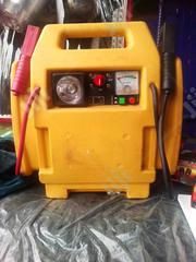 Car Jump Starter With Tyre Pump | Vehicle Parts & Accessories for sale in Lagos State, Alimosho