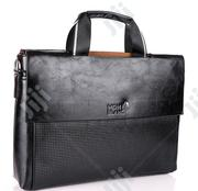 Mont Blanc Officials Leather Bag Available as Seen Order Yours Now | Bags for sale in Lagos State, Lagos Island