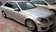 Mercedes-Benz C300 2012 Silver | Cars for sale in Lagos State, Lekki Phase 1