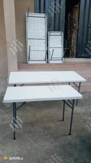 Foldable Plastic Table | Furniture for sale in Lagos State, Ojo