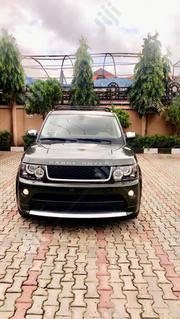 Land Rover Range Rover Sport 2012 Green | Cars for sale in Lagos State, Isolo