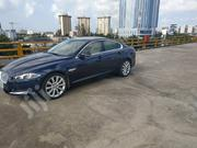 Jaguar XF 2015 Blue | Cars for sale in Lagos State, Lagos Island