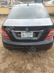 Mercedes-Benz C350 2008 Black | Cars for sale in Abuja (FCT) State, Lugbe