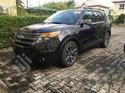 Ford Explorer 2015 Black | Cars for sale in Lagos State, Lekki Phase 1
