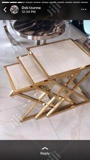 Marble Tables | Furniture for sale in Lagos State, Lekki Phase 1