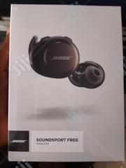 Bose Soundsport Free Wireless | Accessories for Mobile Phones & Tablets for sale in Lagos State, Ikeja