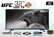 """UFC 32"""" TV With Full HD And LED 