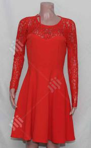 Uk Used Red Gown - Size 10 | Clothing for sale in Lagos State, Lagos Island