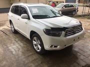 Toyota Highlander 2010 White | Cars for sale in Lagos State, Surulere