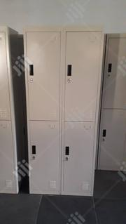 Staff and Student Metal Lockers 4 Door Series | Furniture for sale in Lagos State, Ojo
