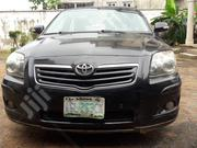 Toyota Avensis 2005 Black | Cars for sale in Oyo State, Ibadan