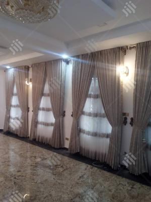 The Eyelet Design Curtains