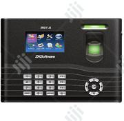 ZK IN01-A Fingerprint Access Control Time Attendance + Backup Battery | Safety Equipment for sale in Lagos State, Ikeja