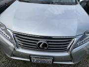 Lexus RX 2012 350 FWD Silver | Cars for sale in Lagos State, Agege