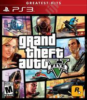 Rockstar Games Grand Theft Auto V-playstation 3 | Video Games for sale in Lagos State, Lagos Island