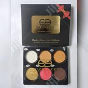 Elegance Beauty 6in1 Pallet Powder. | Makeup for sale in Lagos State, Ojo