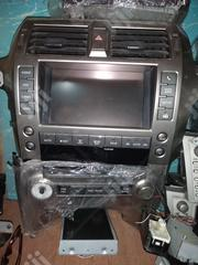 Factory Radio Gx 460 2015-2017 Navigation Display With It Function😍😍 | Vehicle Parts & Accessories for sale in Lagos State, Isolo