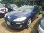 Peugeot 407 2005 Blue   Cars for sale in Abuja (FCT) State, Central Business District