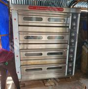 4 DECK 16 Trays Gas Oven | Restaurant & Catering Equipment for sale in Lagos State, Ojo