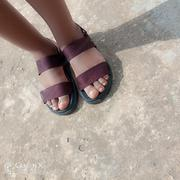 Brown Sandsls | Shoes for sale in Lagos State, Badagry