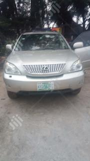 Lexus RX 2005 330 Silver | Cars for sale in Rivers State, Obio-Akpor