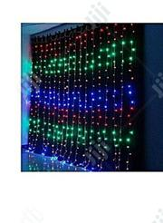 500 Bulbs Water Fall Christmas Light (Multicolored) | Home Accessories for sale in Lagos State, Lagos Island