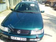 Volkswagen Passat 2002 Blue | Cars for sale in Lagos State, Isolo