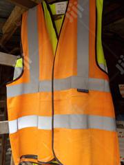 Orange Reflective Safety Jacket | Safety Equipment for sale in Lagos State, Lagos Island