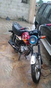 Honda CB 2014 Red   Motorcycles & Scooters for sale in Ondo State, Akure