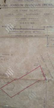 Large/Dry One Full Plot Of Land | Land & Plots For Sale for sale in Lagos State, Ikeja