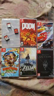 Nitendo Switch Games | Video Games for sale in Lagos State, Ikeja