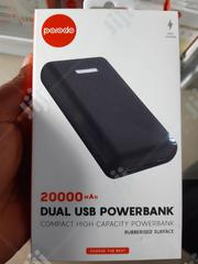 Dual USB Powerbank, 20000mah | Accessories for Mobile Phones & Tablets for sale in Lagos State, Ikeja