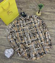 Burberry Turkey Shirts Swipe To Pick Your Preferred Ones | Clothing for sale in Lagos State, Lagos Island