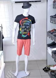 Quality Mens Round Neck Shirt   Clothing for sale in Lagos State, Ojodu