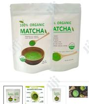 100% Pure Organic Matcha Green Tea Powder | Vitamins & Supplements for sale in Lagos State, Kosofe
