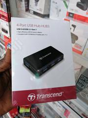 Power USB Hub 3.1 Transcend | Computer Accessories  for sale in Lagos State, Ikeja