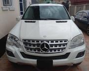 Mercedes-Benz M Class 2011 White   Cars for sale in Lagos State, Ikeja