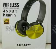 Sony 450BT Bluetooth Headphones | Wireless Headphone | Sony Headphones | Headphones for sale in Lagos State, Ikeja