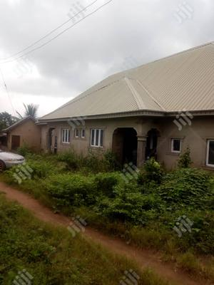 Uncompleted 4bedroom Modern Built Bungaow
