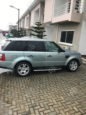 Land Rover Range Rover Sport 2006 HSE 4x4 (4.4L 8cyl 6A) Green