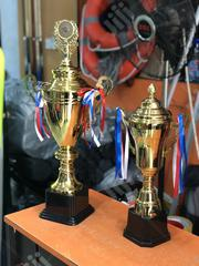 Brand New Gold Trophy | Arts & Crafts for sale in Lagos State, Ikeja