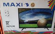Maxi LED TV 32D1240 | TV & DVD Equipment for sale in Kwara State, Ilorin East