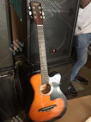 Small Size Of An Acoustic Guitar | Musical Instruments & Gear for sale in Lagos State, Ojo