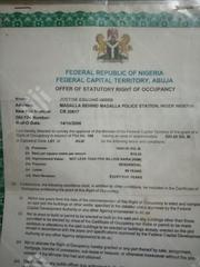 FCT Approved Land 600 SQ.M | Land & Plots For Sale for sale in Abuja (FCT) State, Kuje