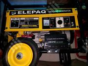 Elepaq 4.5kva Generator 100%Copper | Electrical Equipment for sale in Lagos State, Ojo
