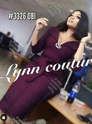 Stylish Female Fitted Dress | Clothing for sale in Lagos State, Ikeja