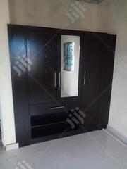 5ft Wardrobe With Three Patterned Doors | Furniture for sale in Lagos State, Alimosho